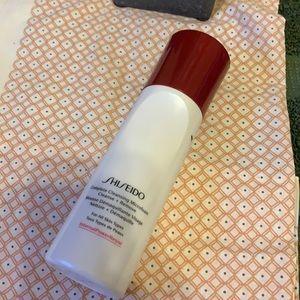 Shiseido face cleanser